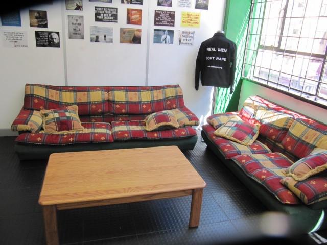 SAMSOSA Counseling Area