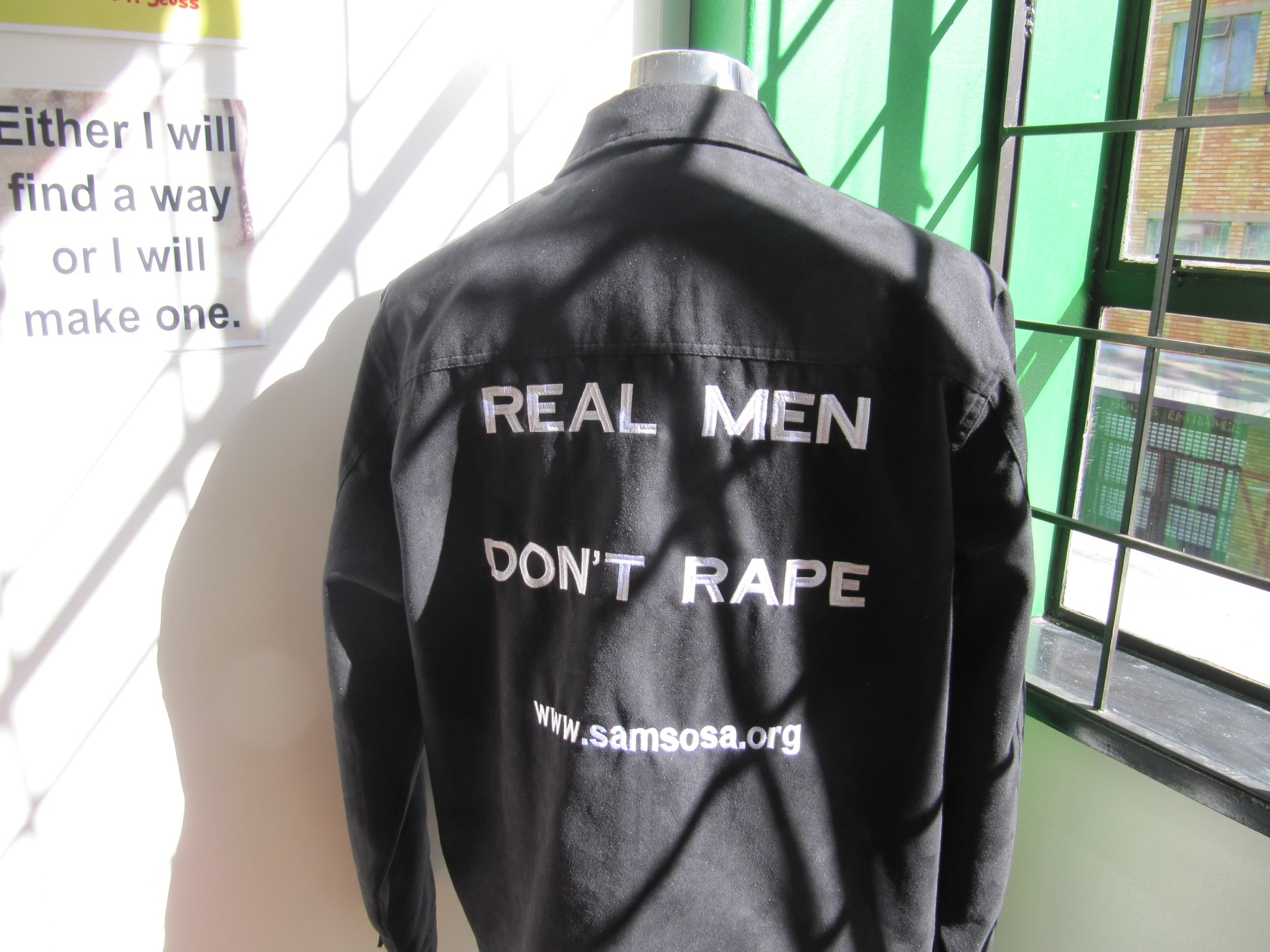 Real Men Don't Rape